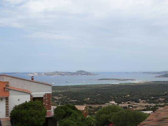 Delizioso appartamento indipendente, panoramico - San Pasquale - Apartemen