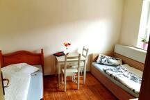 Zentral ruhig gelegenes Gästezimmer