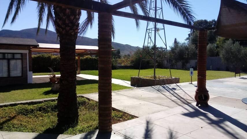 Cabañas Gran Rosario en Valle de Guadalupe