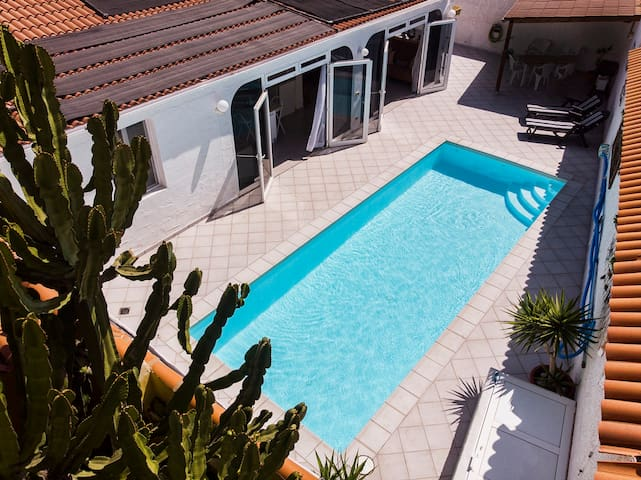 Villa Mango with large private pool