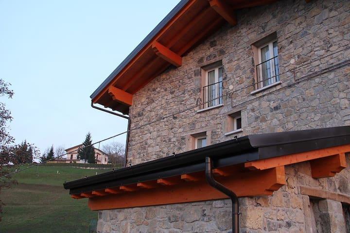 Bergamo Apartment Agritourism La Fontana - Zogno - Διαμέρισμα