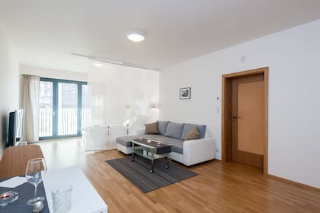 Cozy central flat, modern residence, free parking - Prague - Apartment - 1