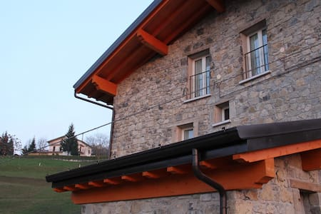 Bergamo Apartment Agritourism La Fontana - Zogno