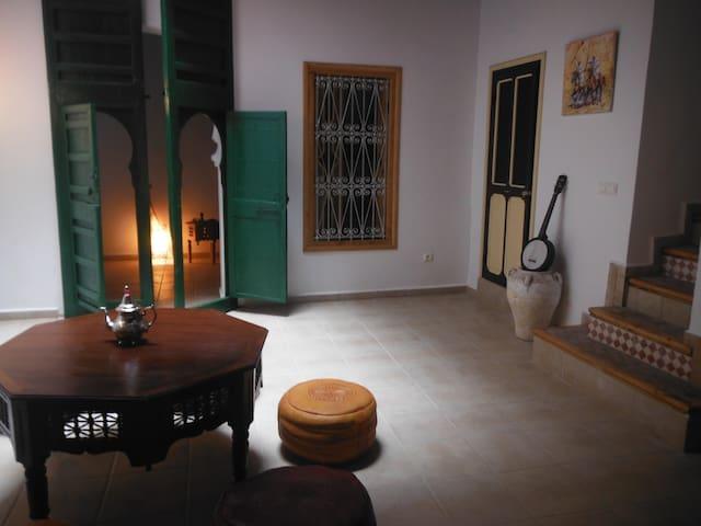 Casa Riad Ghailana - Tetouan - House