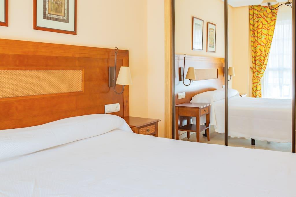 Double bedroom XXL