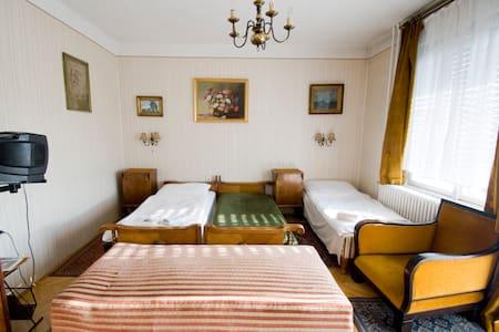 Gárdonyi Guesthouse - Budapest