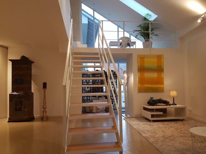Architektenhaus mitten in Baden (140qm)
