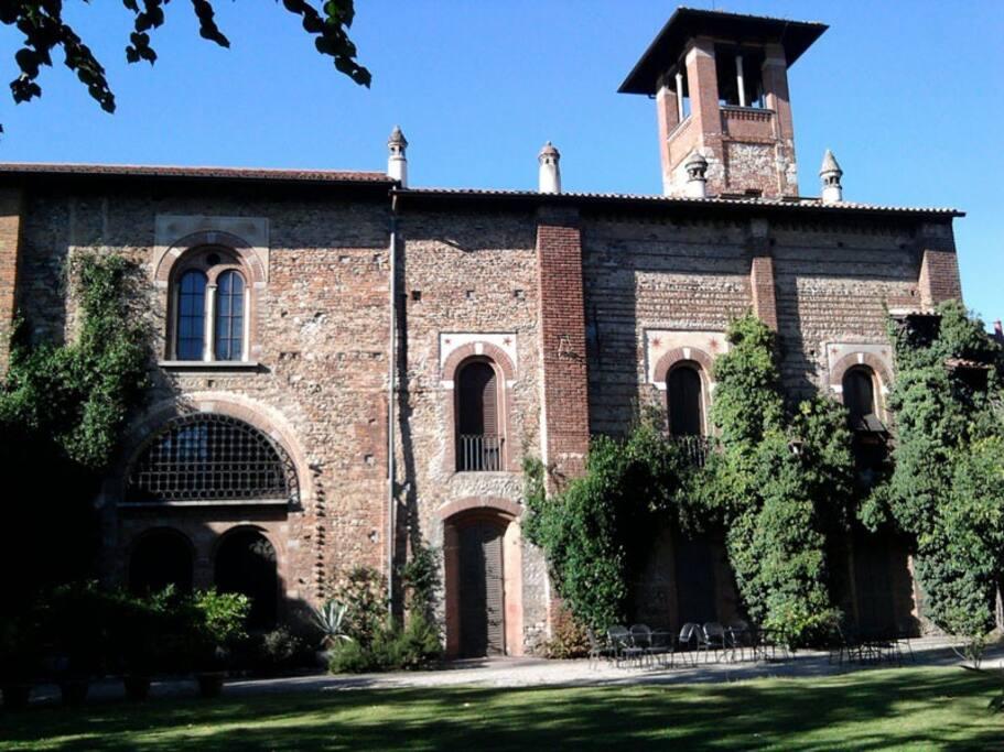 Convento da fuori