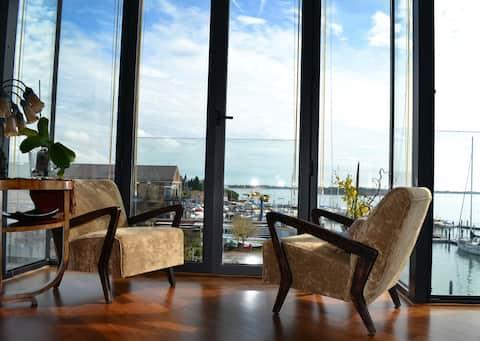 appartement avec vue sur  Venise et le lagon sud