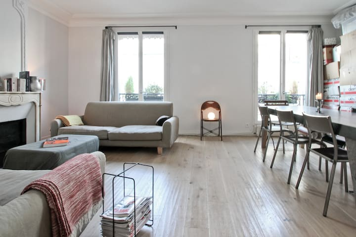 Beautiful, modern and Central appartment - Paris - Apartemen