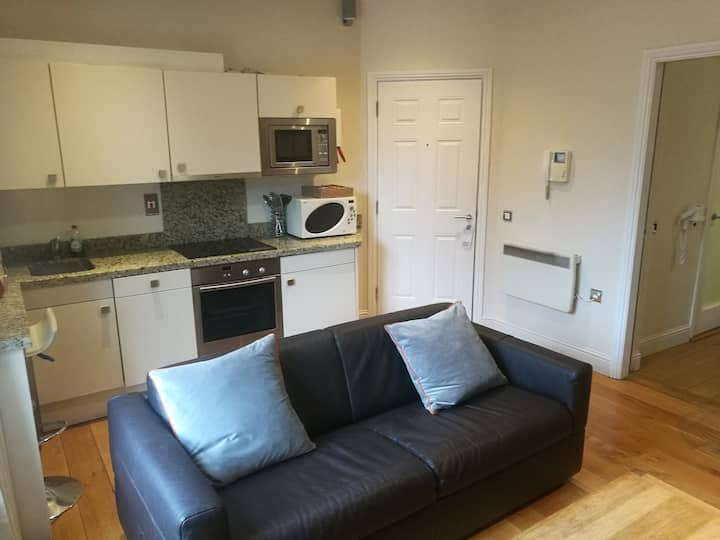 Cosy One Bedroom Apartment 6-1, Western Road, Cork