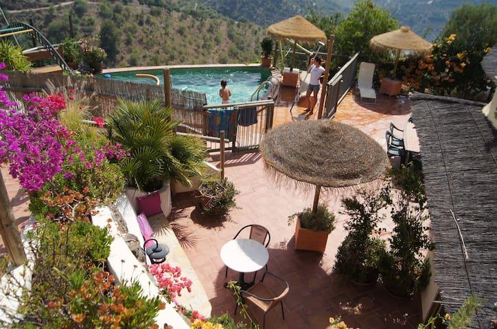 Villa Colina Tropical, entre mer et montagne