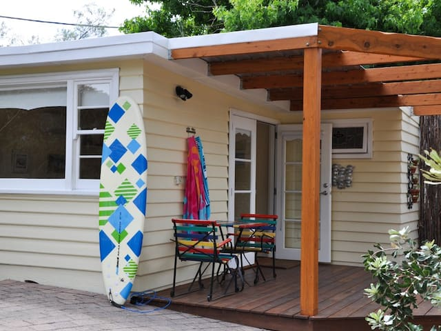 Somers Beach Cottage - Somers - Apartamento