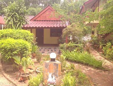 Bungalow au jardin - KANCHANABURI - Bed & Breakfast