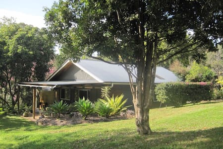 Pecan Place, great getaway for two. - Smiths Creek via Uki