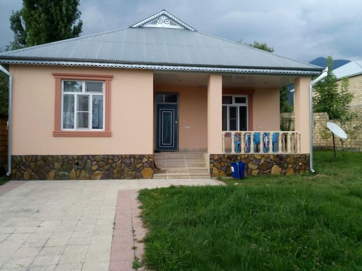 İn four peoples  house near River