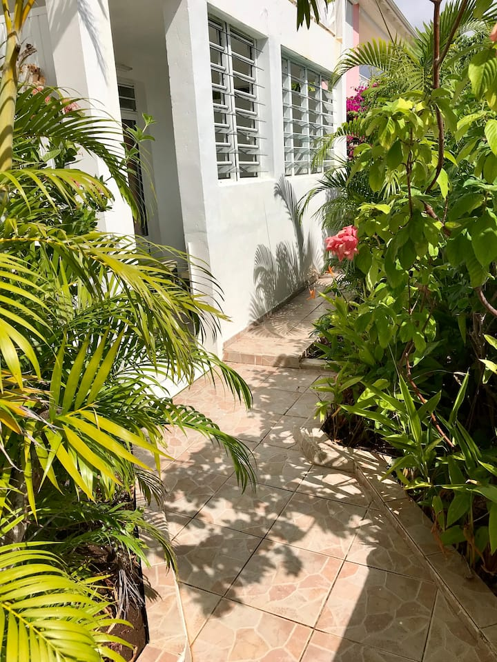 Charming apartment in Guadeloupe