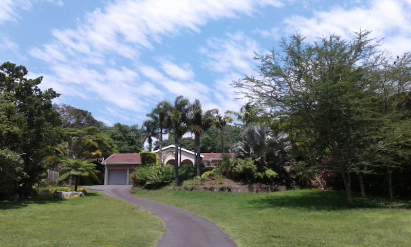 Sunny family-friendly holiday home - Westville - House
