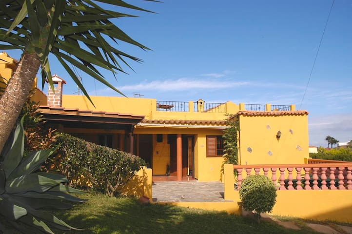 Holiday cottage, El Zumacal GC0041 - Valleseco