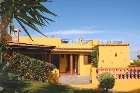 Casa Rural en El Zumacal (GC0040) - Valleseco - Casa