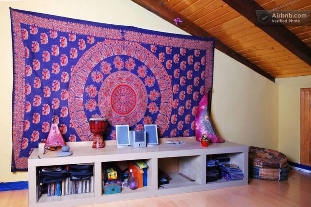 Salón (Living room)