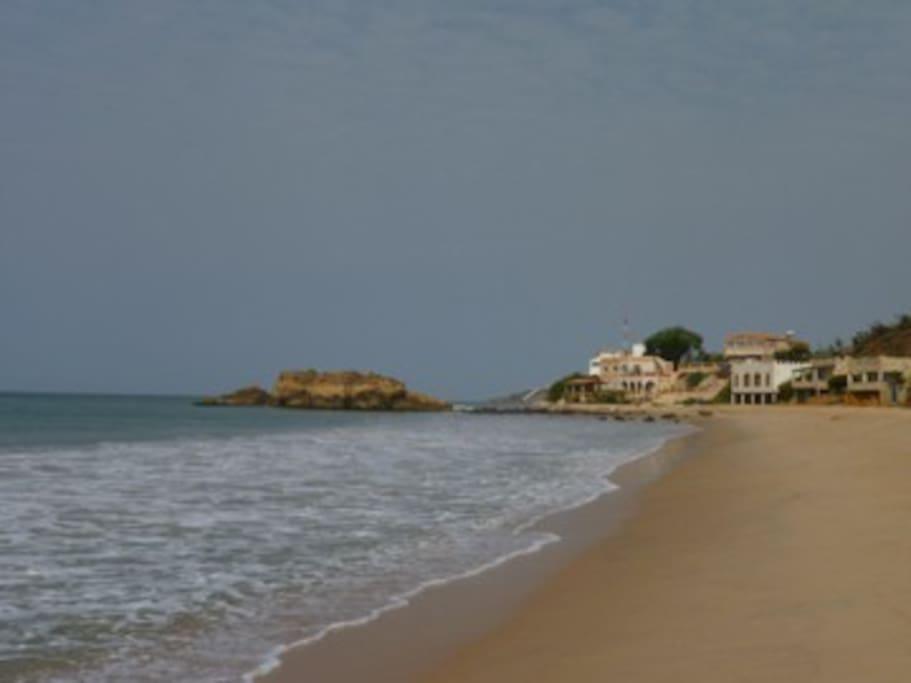 Deuxième plage