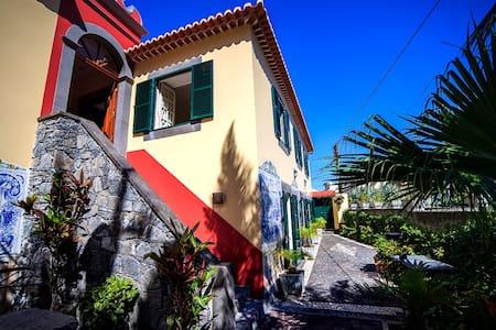 Casa das Videiras, Room 3 - Porto Moniz - Bed & Breakfast