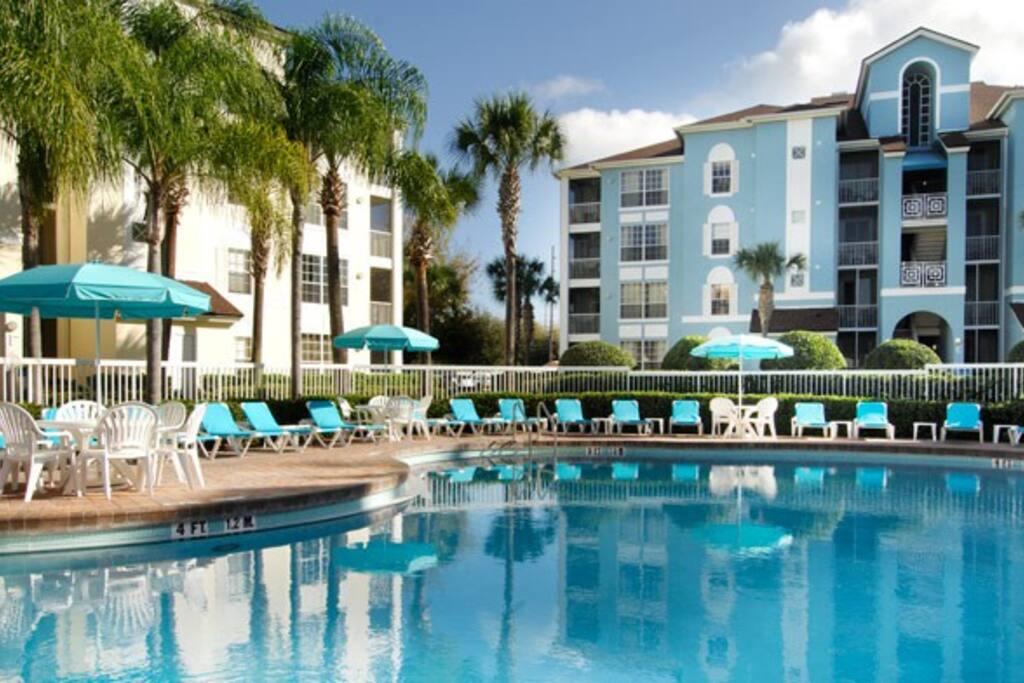 5 Resort In Lake Buena Vista 6 Pax Apartments For Rent In Orlando Florida United States