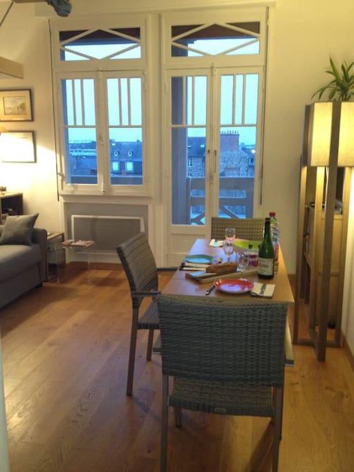 l 'appartement le midi