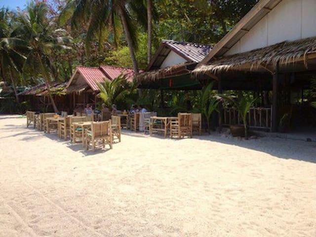 Wooden Bungalows on Koh Phangan - Ban Tai - Bungalow