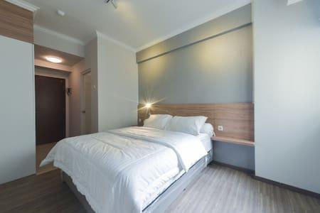 Homtel @ The Suites Metro (E16|01) - Bandung City