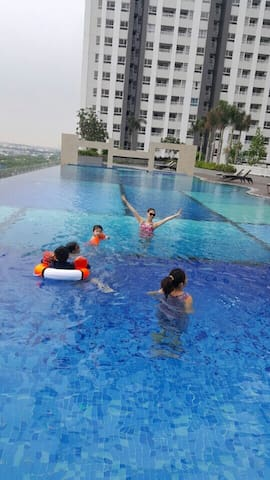 Lexington Residence appartment in HCM city - Ho Chi Minh - Apartament