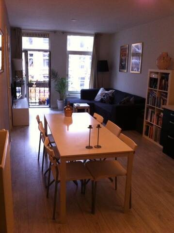Lovely apartment near city centre! - Amsterdam - Pis