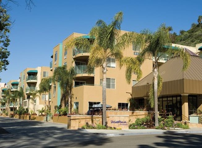 California (S)-San Diego-Mission Valley 2 Bd Condo - サンディエゴ - 別荘
