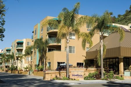 California (S)-San Diego-Mission Valley 2 Bd Condo - サンディエゴ