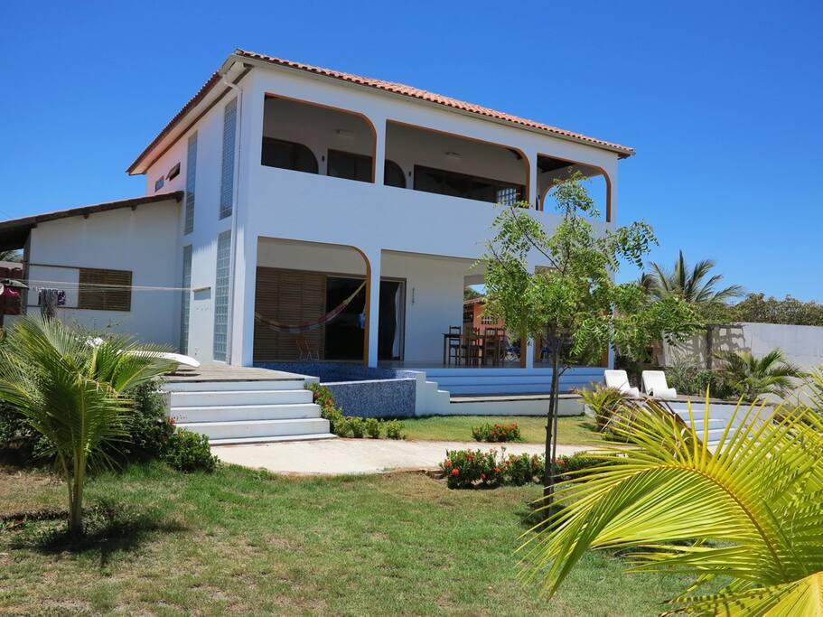 Modern Beach Villa, Canoa Quebrada