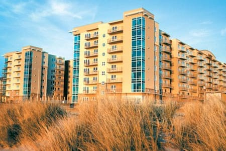 Oregon-Seaside Resort 1 Bdrm Condo - Seaside