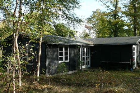 Romantic wood cabin near Aarhus - Ega - 小屋