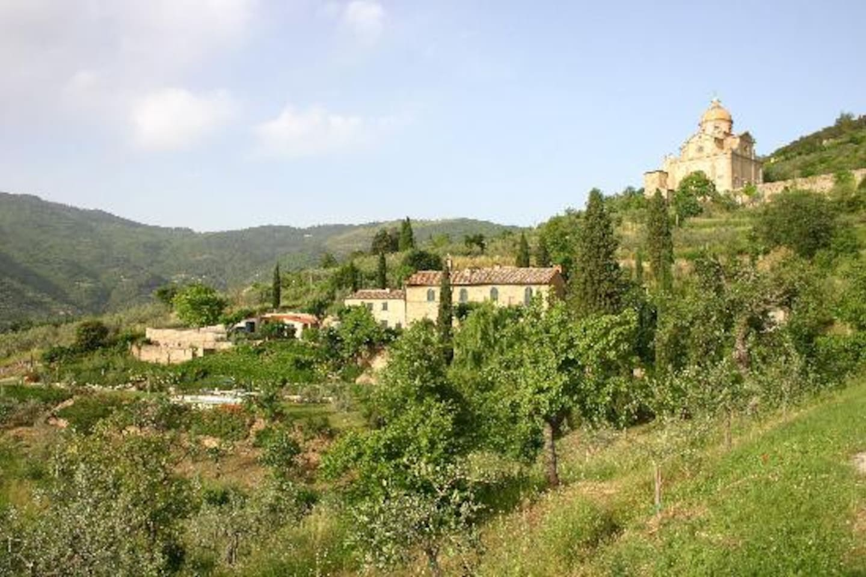 Villa Casale Girifalco - Cortona