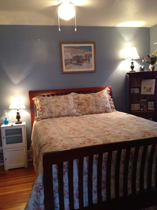 The Chipeta Bed Room