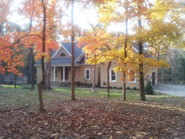 Wooded Retreat: You Deserve Special - Louisville