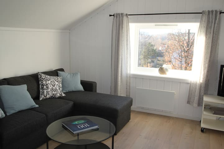 Loft apartment near Bogstad Lake - Oslo