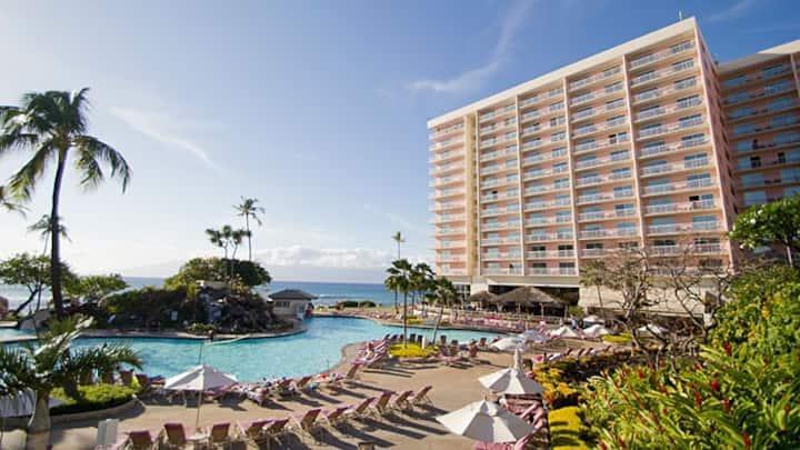 1 Week (7 nights) In Maui, Hawaii at the beach