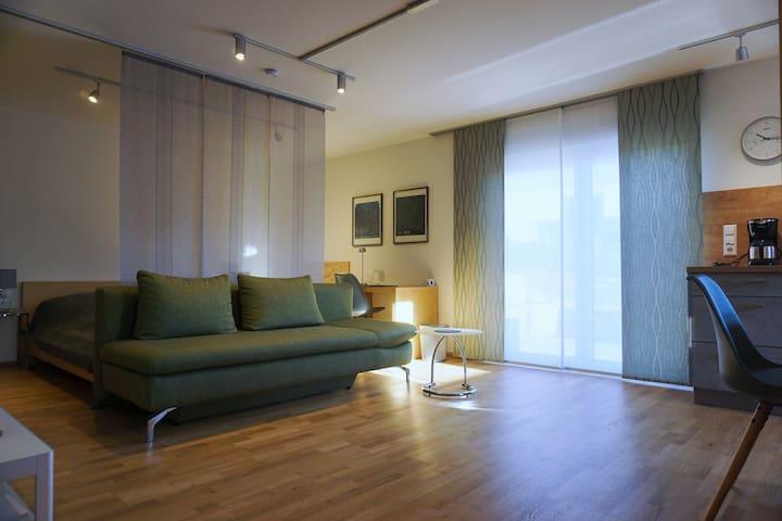 Wohlfühlen im Attental-Apartment