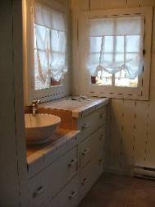 The Chipeta Private Bathroom