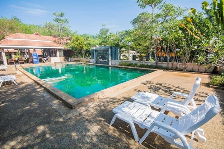 3 Bedroom Paradise Pool Villa