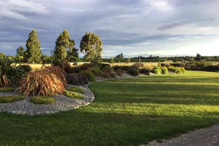 Loburn Lifestyle modern stylish rural setting