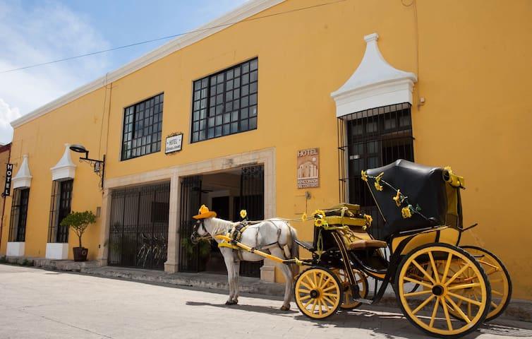 HOTEL Rinconada del Convento - Izamal - Hotel boutique