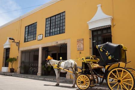 HOTEL Rinconada del Convento - Izamal - Outros
