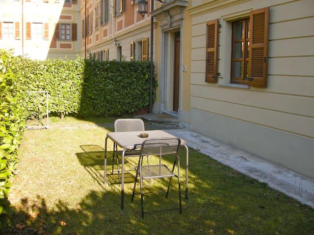 Apartment int. V3 at Villa Scati